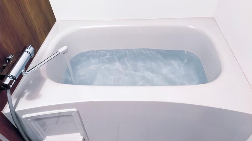 お風呂でごゆっくりお寛ぎ下さいませ