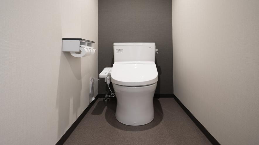 トリプルルーム トイレ