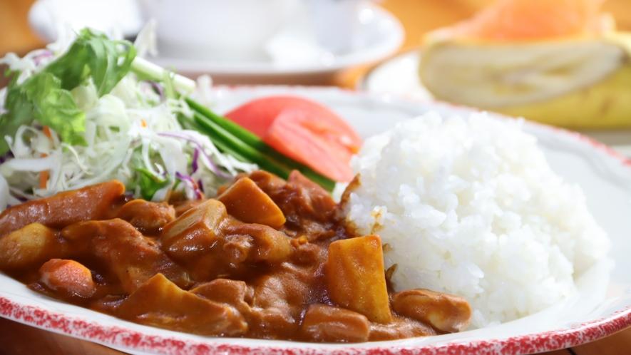 自炊で作る「無水カレー」