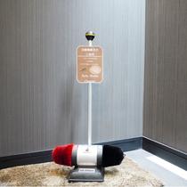 靴磨き(1階エレベーターからエントランスまでの通路にございます。)