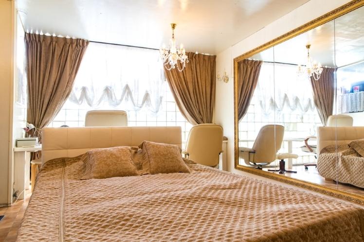 2F客室_ベッド
