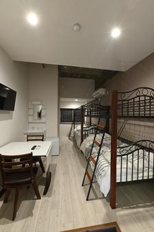 4人部屋(2段ベッド)