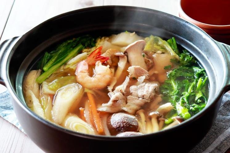 和風なた豆茶鍋