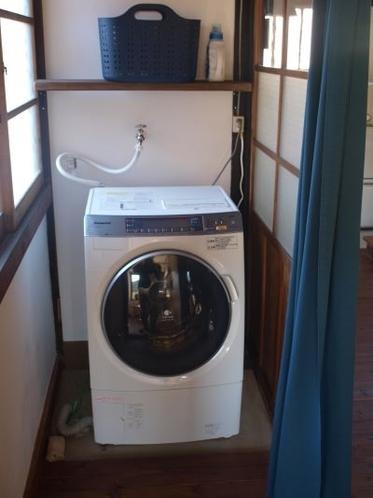 乾燥機付き自動洗濯機