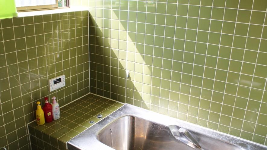 *風呂/家庭用のお風呂が1箇所ございます。交代でご利用くださいませ。