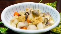 体験メニュー/郷土料理体験 豆酘雑煮