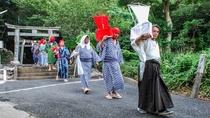お祭り/当地に1000年前から伝わるという伝統行事 カンカン祭り(浮船神事)
