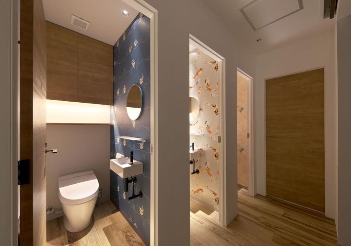4Fトイレ