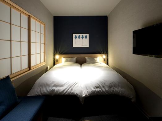 【素泊まりプラン】2019年NewOpen高松駅徒歩3分瀬戸内の藍色をイメージしたデザイナーズルーム