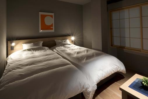 デザイナーズツイン<16平米>全室添い寝無料/203号室