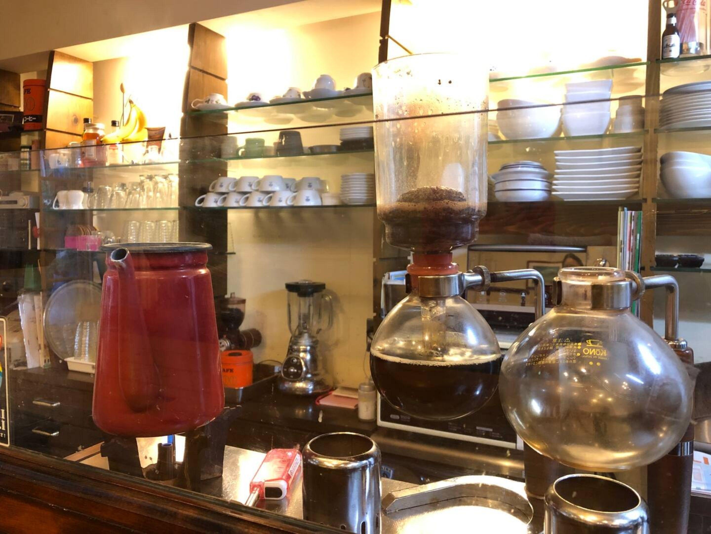 7おいしいコーヒーで旅の疲れをいやしてください
