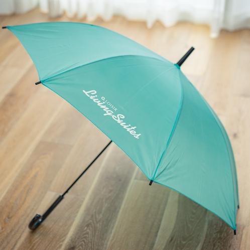 【客室備品】◆オリジナル雨傘◆