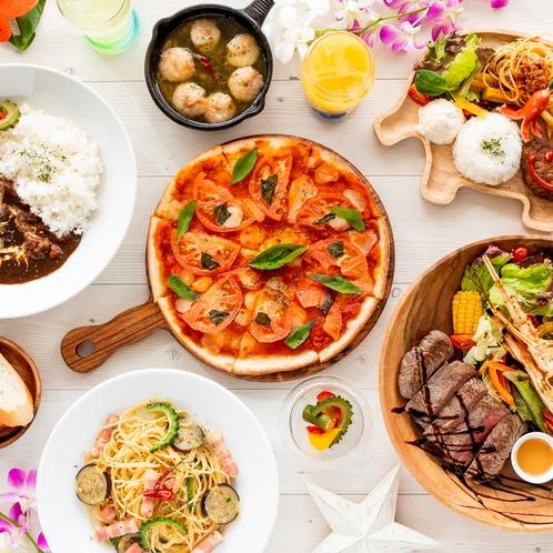 【Lunch・Dinner】グランドメニュー ※イメージ