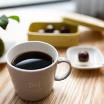コーヒー・お菓子