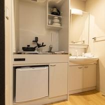 洗面台・キッチン