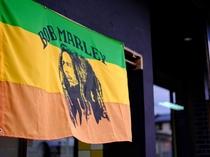 ボブ・マーリー旗