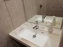 共用洗面スペースー1
