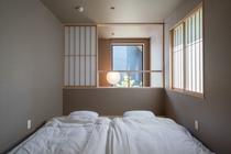 皐月の間:寝室(和室)