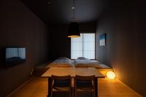 弥生の間:寝室