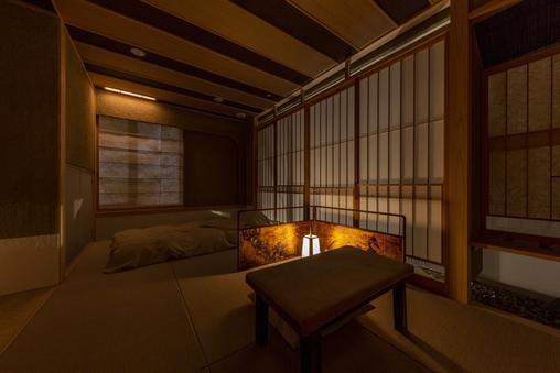 茶室スイート杉 -Sugi-