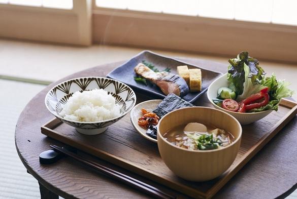 お部屋でたべるご朝食プラン(スカイツリーのみえる貸切露天風呂45分付)