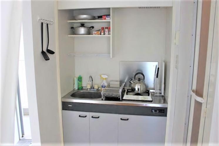 cool onomichi キッチン