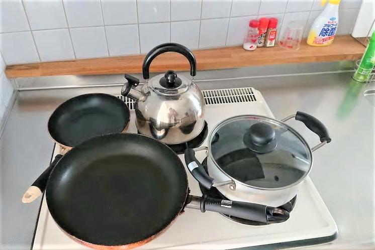 2LDK 調理器具