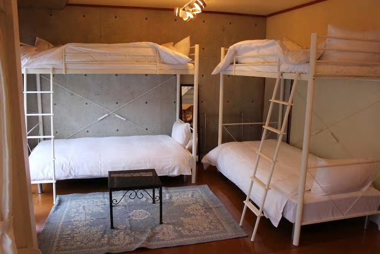 おしゃれスポット ベッド