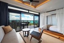 Ocean View Terrace Deluxe B