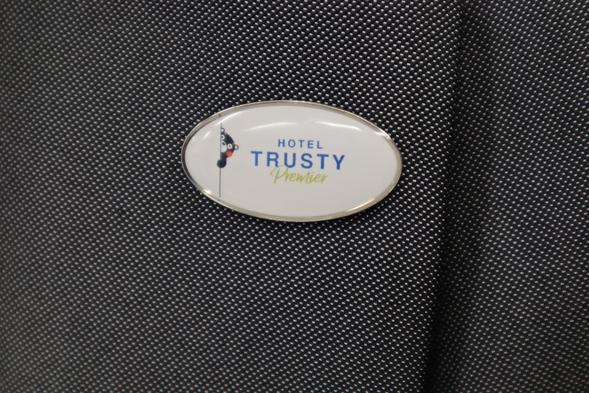 【Trusty Premier  KUMAMOTO】熊本城復興支援!くまモンピンバッチ付《素泊まり》