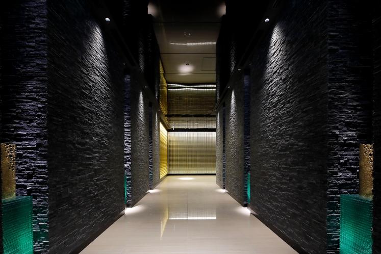 2階エントランス入口