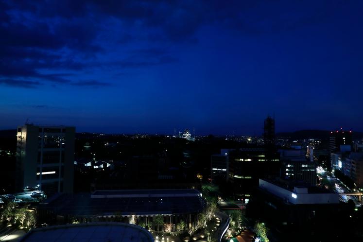 熊本城夜景