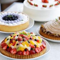 ホールケーキ一例