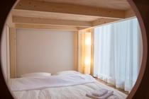 ダブルサイズの二段ベッド3