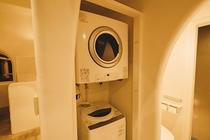 洗濯機・乾燥機完備