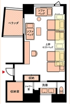 スタンダードA_部屋マップ