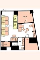 スタンダードC_部屋マップ