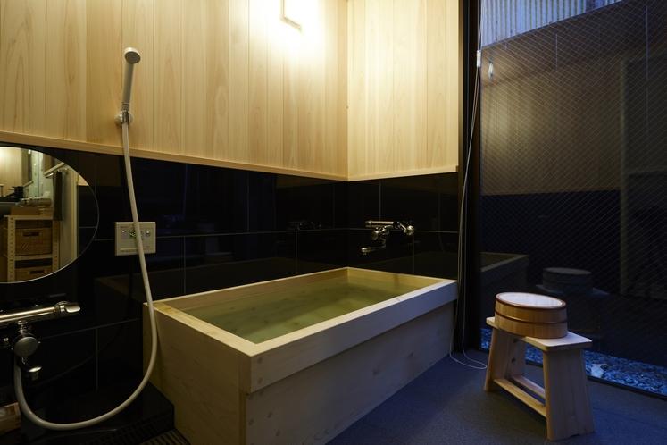 1階部屋お風呂