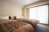 345階部屋の洋室
