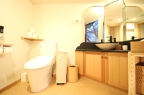 2階部屋のトイレ