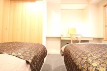 2階部屋の洋室