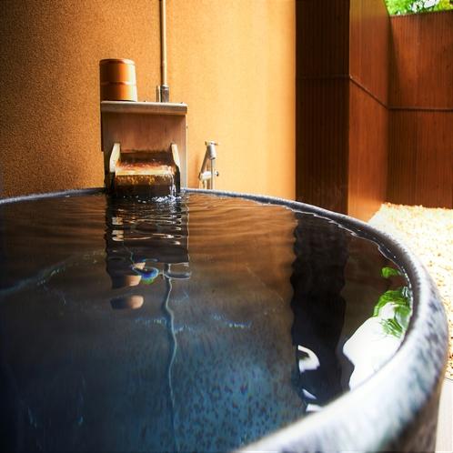 【101 Cタイプ】客室露天風呂