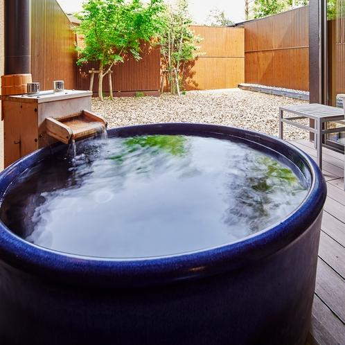 【1階 Bタイプ】客室露天風呂