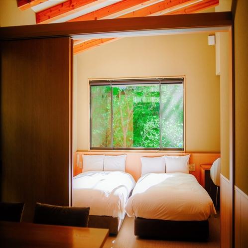 【101 Cタイプ】ベッドルーム