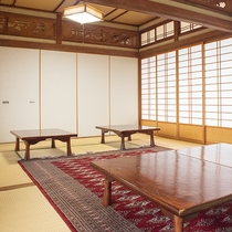 *【和室18畳一例】和室6畳が3間で合計18畳の当館で一番広い客室です