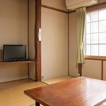 *【和室4.5畳一例】必要以上に物は置かずシンプル構造の和室です