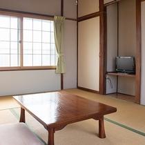 *【和室6畳一例】当館唯一の6畳のお部屋です