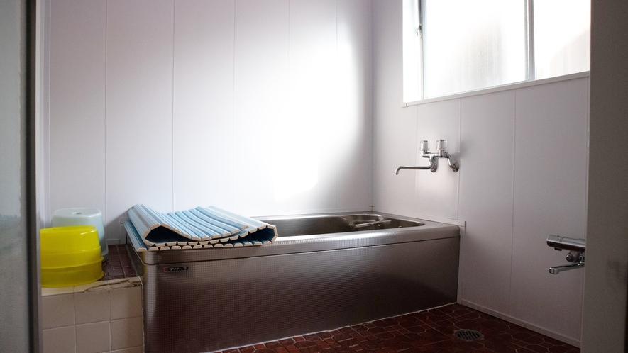 *【貸切風呂一例】計3箇所あり!温泉ではありませんが24時間いつでも入浴可能