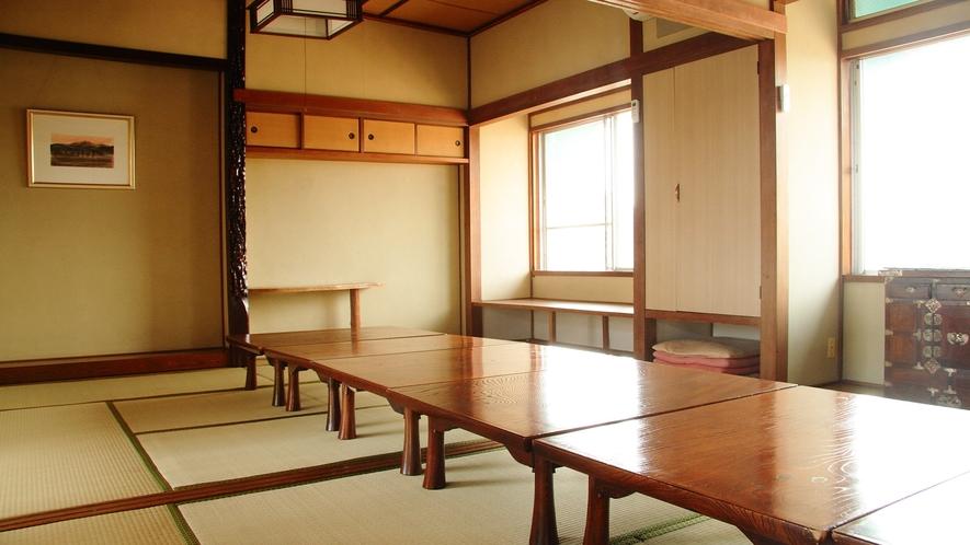 *【和室18畳一例】グループ、ファミリーにオススメ★和室18畳の当館で一番広い客室です