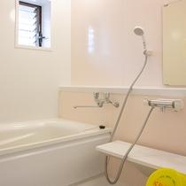 *【貸切風呂一例】温泉ではありませんが24時間いつでも入浴可能